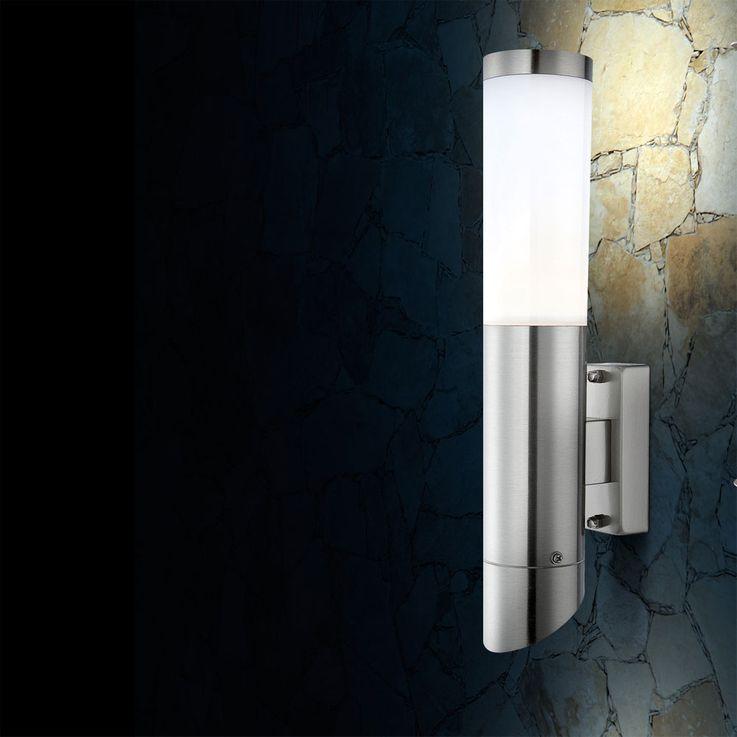 Außen Leuchte Lampe Licht Beleuchtung Garten Wand Terrasse Globo DACIA 31578 – Bild 9