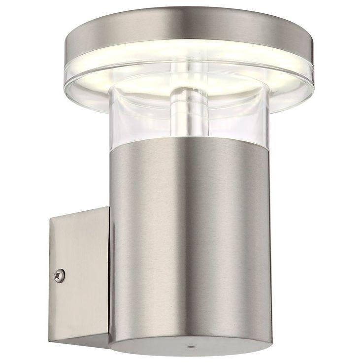 LED 6 Watt Außenleuchte Wandleuchte Beleuchtung Lampe Leuchte Globo Sergio 34145 – Bild 1