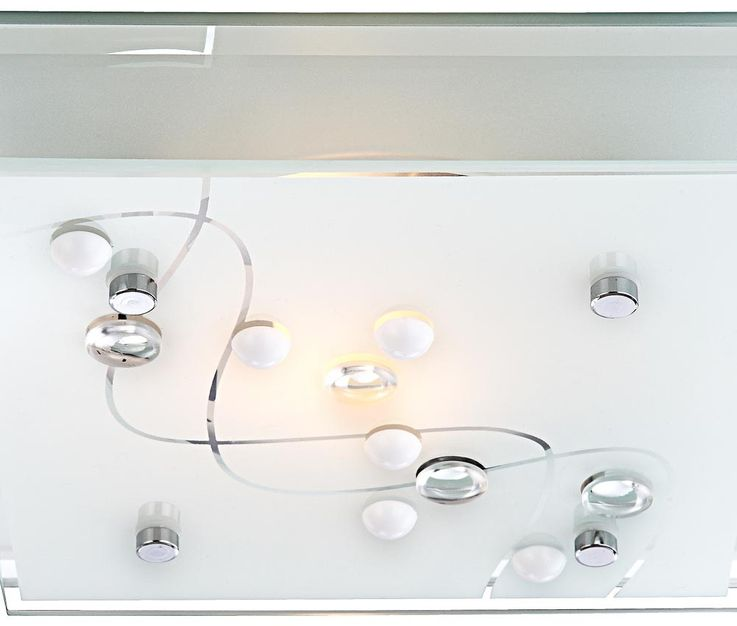 Ceiling lamp LED 6 Watt wall lamp lighting lamp wall lamp ceiling lamp fixture light – Bild 7
