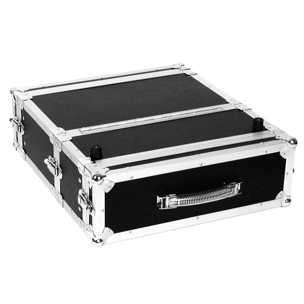 Doppel-CD-Player-Case Tour Omnitronic Pro 3HE sw – Bild 2
