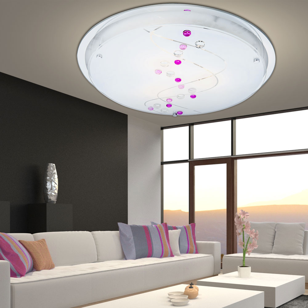 18 watt led decken lampe wand leuchte k chen bad flur treppen haus strahler b ro 4260348816817. Black Bedroom Furniture Sets. Home Design Ideas