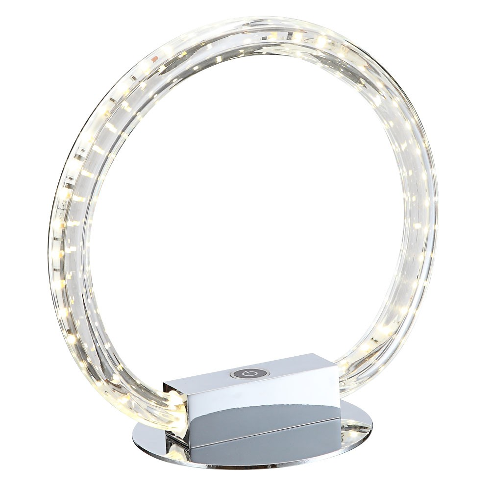 tisch lese lampe led ring beleuchtung led 13 w arbeits. Black Bedroom Furniture Sets. Home Design Ideas