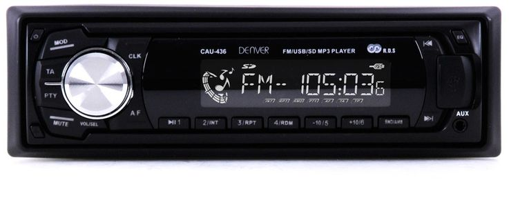 Digitales, elektronisches RDS-FM-Autoradio – Bild 2