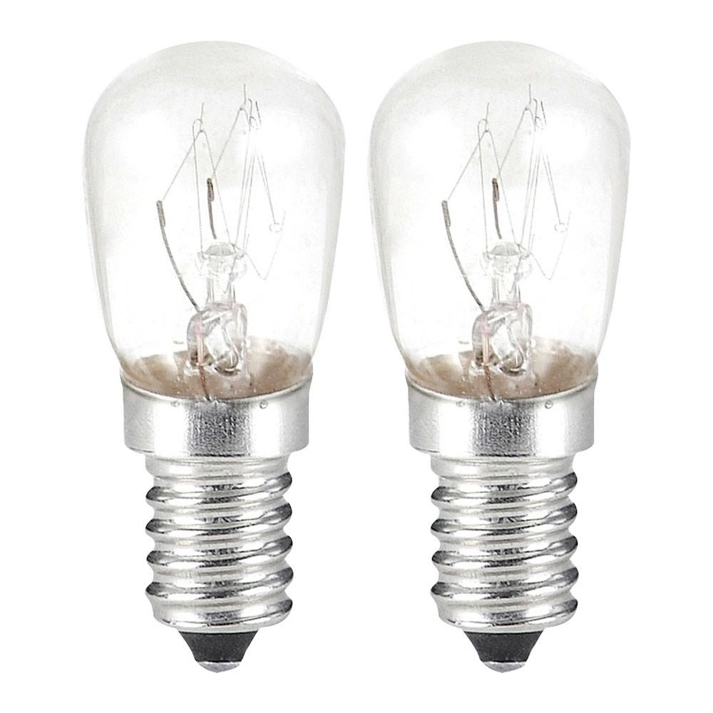 zwei hochwertige 7 watt e14 gl hbirnen mit warmwei em licht lampen m bel leuchtmittel gl hlampen. Black Bedroom Furniture Sets. Home Design Ideas