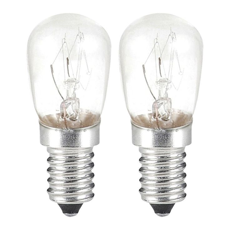 Set of 2 7 watt E14 illuminant warmwhite 80 lumens light bulbs 2700 Kelvin Globo 11407-2 – Bild 1