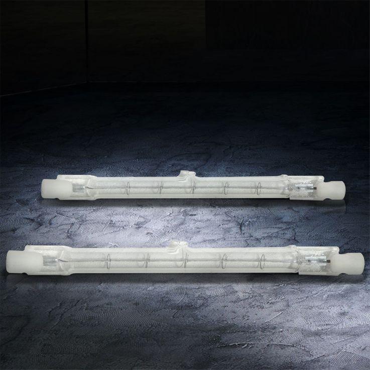 2er Pack 230W R7s Halogen-Leuchtmittel mit 4650lm – Bild 2