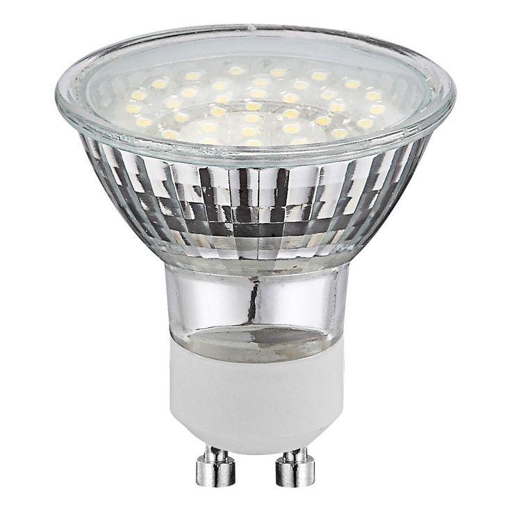 2,2W GU10 LED-Leuchtmittel mit warmweißen Licht und  150lm – Bild 5