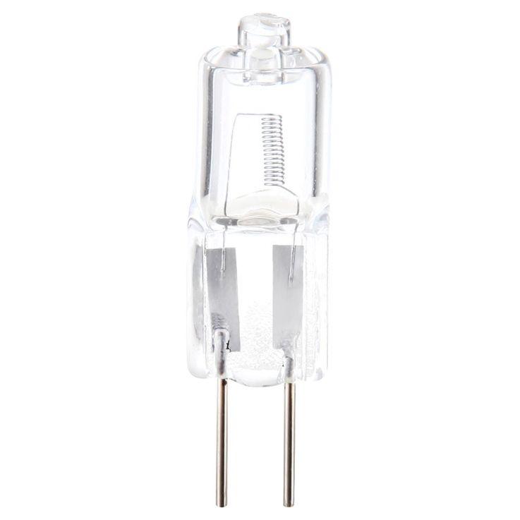 2 x lampe ampoule 20 watts G4 agent lumineux halogène 2700K 330lm Globo 1020 – Bild 3