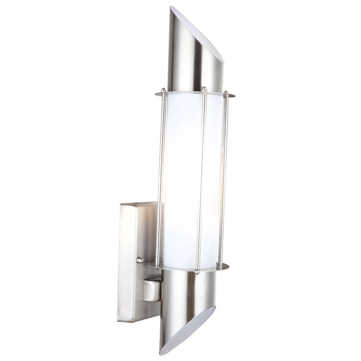 Outdoor lamp Wall lamp Wall lamp light lighting stainless steel Globo Dacia 31579 – Bild 1
