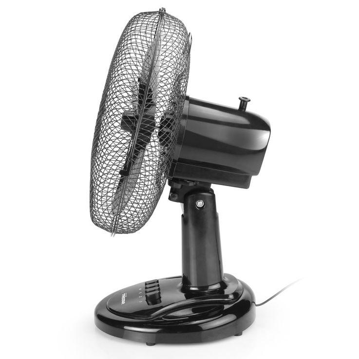 Ventilator Raumkühler Stehventilator Standventilator 30cm Durchmesser Tristar VE-5931 – Bild 3