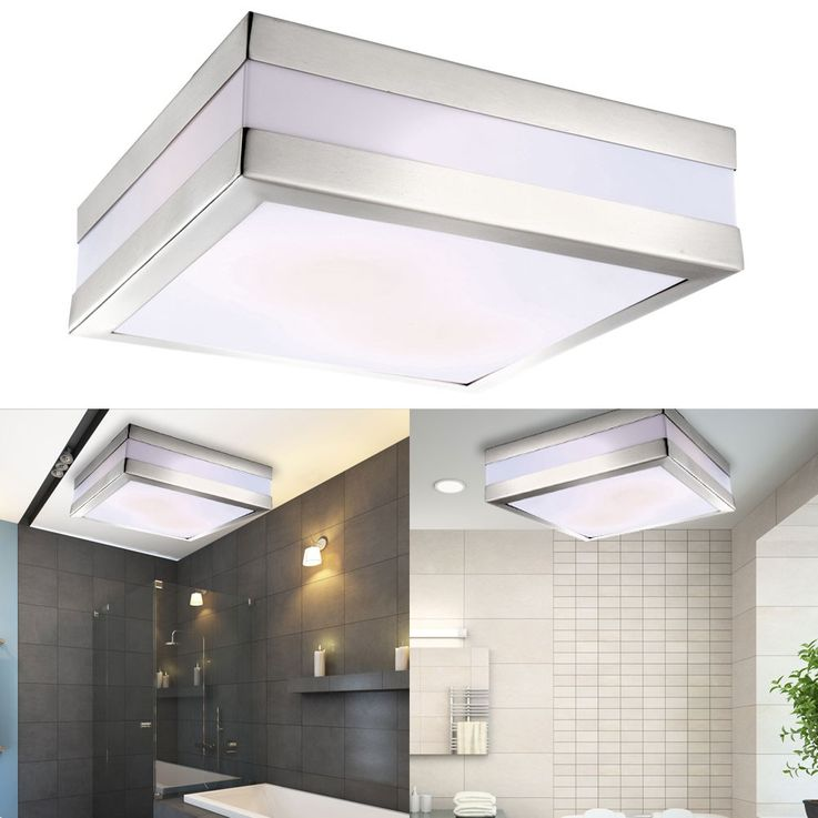 Hallway Wall Ceiling Wall Lighting Outdoor IP44 Lamp Light  Globo CREEK 32208 – Bild 7