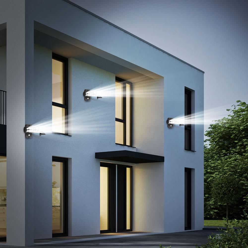 led solarleuchte f r den au enbereich lampen m bel b ro. Black Bedroom Furniture Sets. Home Design Ideas