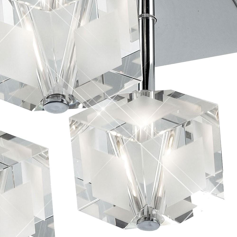 Moderne deckenbeleuchtung mit led farbwechsler lampen - Moderne deckenbeleuchtung ...