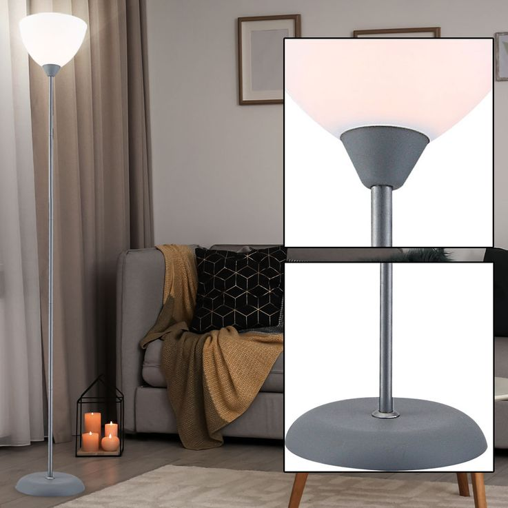Elegant LED floor lamp classic look – Bild 3