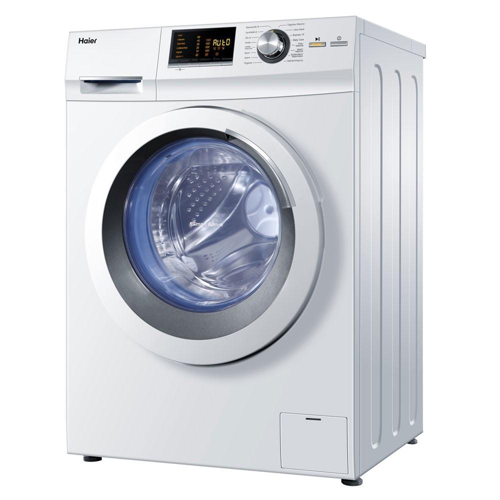 top waschmaschine 7kg waschautomat energieeffizienzklasse a haier hw70 b14266 ebay. Black Bedroom Furniture Sets. Home Design Ideas