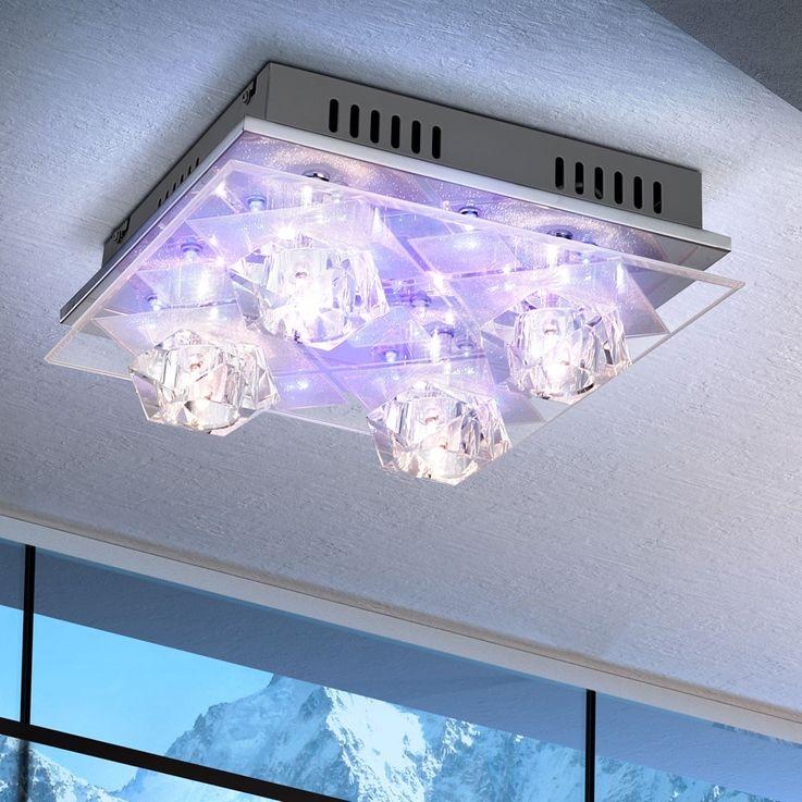 LED Deckenbeleuchtung mit Stufenschalter PATRON – Bild 2