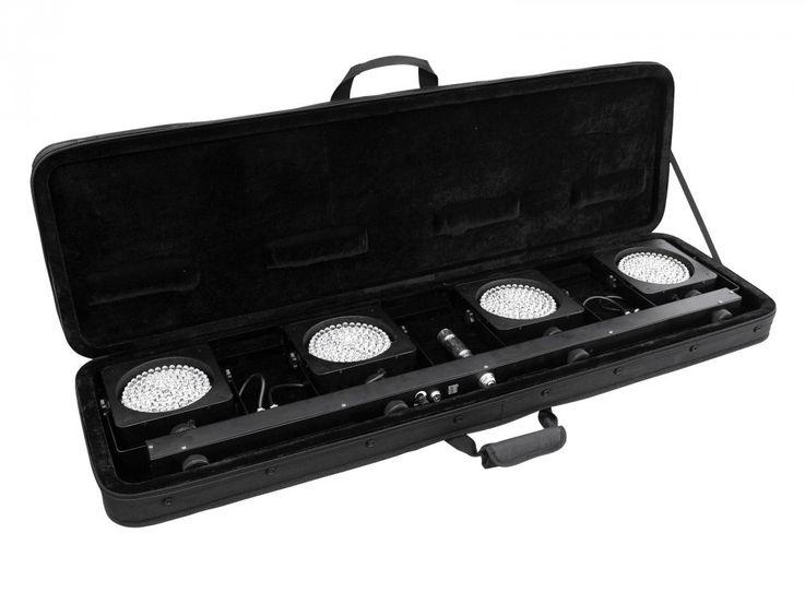 DMX-LED-Scheinwerferset mit RGB-LEDs KLS-200 – Bild 6