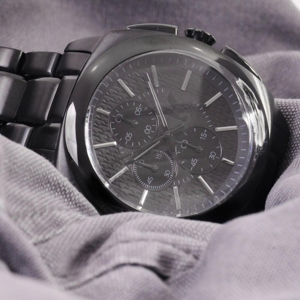 fossil armbanduhr herren uhr chronograph quarz schwarz. Black Bedroom Furniture Sets. Home Design Ideas