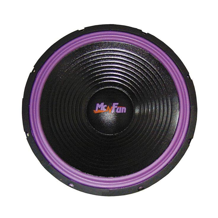 Haut-parleur 300 watts audio diamètre 380 mm voiture 4 ohm 20 - 2000 Hz McFUN TC-15 – Bild 1
