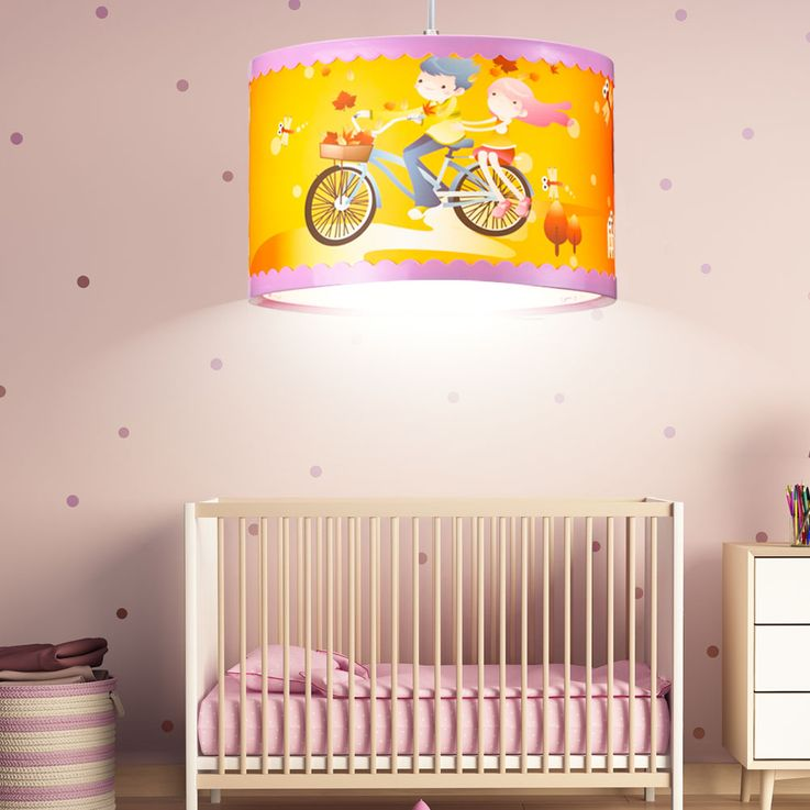 Pendant Lamp Kids Lamp nursery lighting fixture lamp light friends 22072/01 / JS – Bild 3