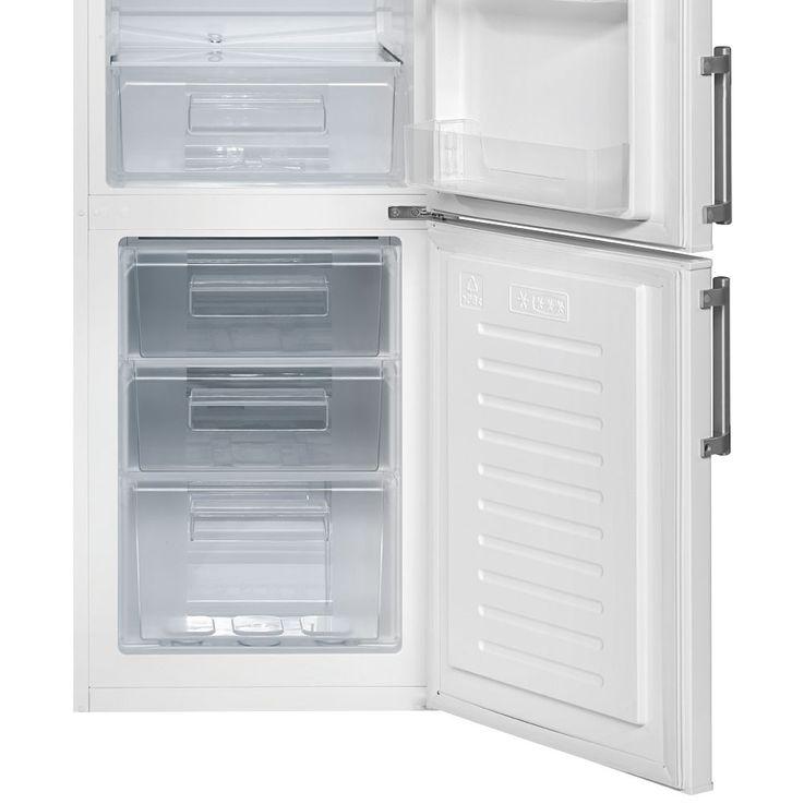Kühlschrank Kühl-/Gefrierkombination 4-Sterne 65 Liter Gefrierfach EEK A+++ Bomann KG 183 weiss – Bild 6
