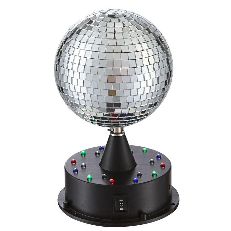 Boule Á miroir disco party fête éclairage luminaire décoration pièce Globo 28005 – Bild 1