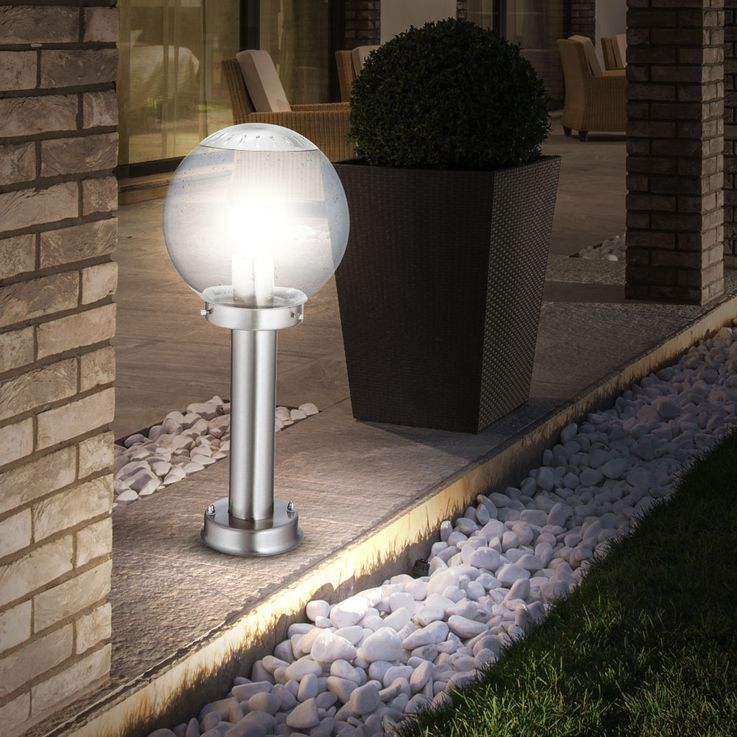 Elegant floor lamp for outdoor use – Bild 2