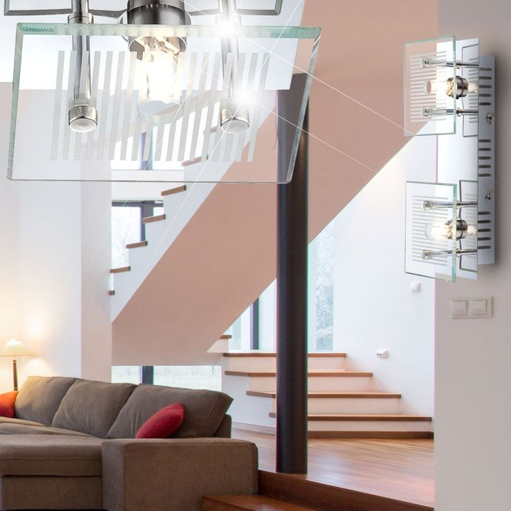 Contemporary lamp for wall mounting – Bild 3
