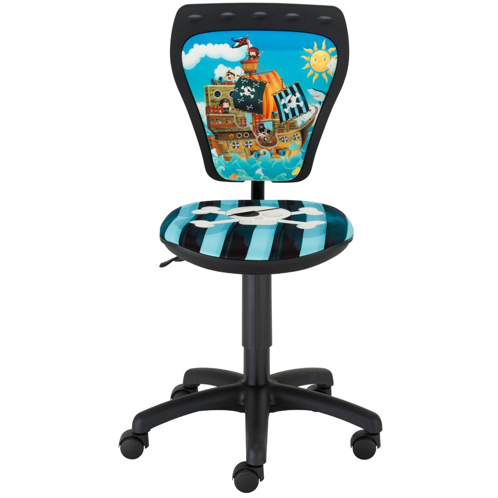 Children's desk chair pirate boy swivel chair Mini Cartoon Style TS22 RTS