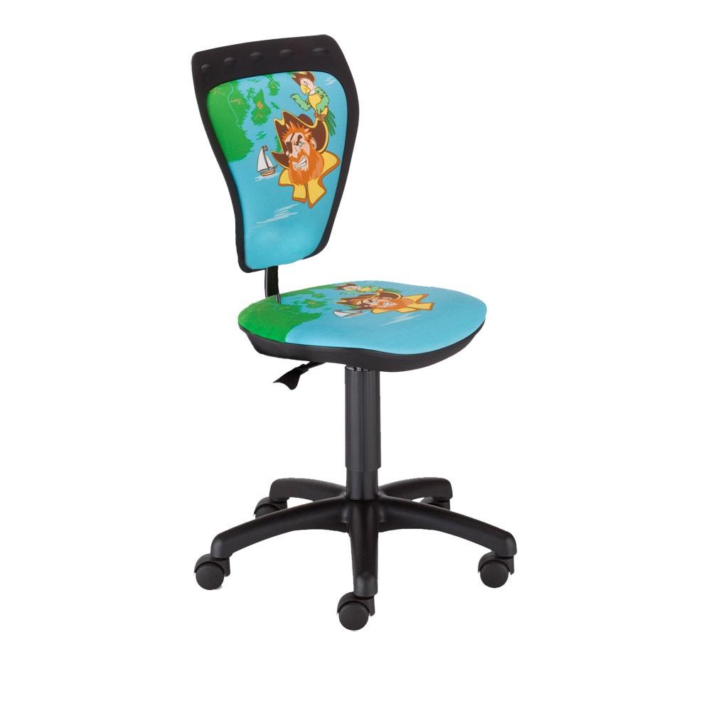 Schreibtischstuhl Kinder Zimmer Jungen Pirat Drehstuhl Ministyle TS22 RTS PIRATE