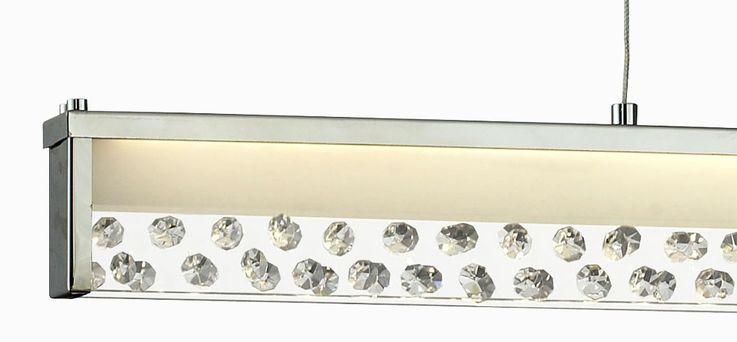 Design LED Pendel Leuchte Decken Beleuchtung Energie Spar Lampe Hänge Lampe Esto 9716000-6 – Bild 8