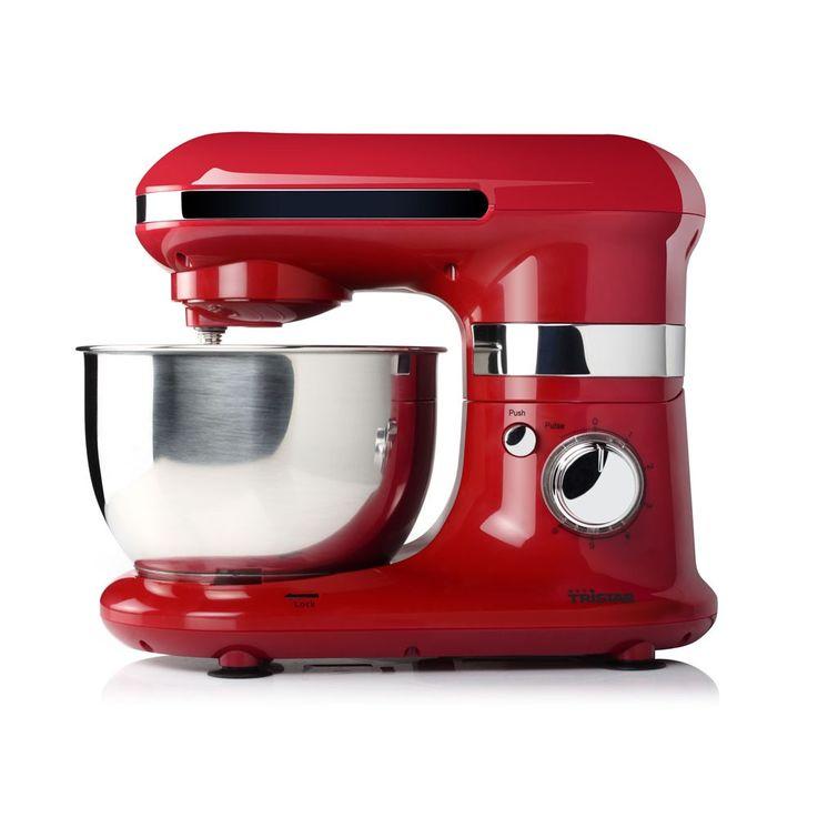Multi Mixer Knetmaschine Küchenmaschine Küche Helfer 4L 600 Watt TRISTAR MX-4170 – Bild 1