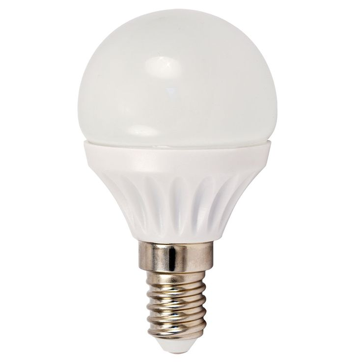 LED bulb 5 Watt warm white Lighting E14 bulb lamp 400 lumens EEK A + Globo 10641 – Bild 1