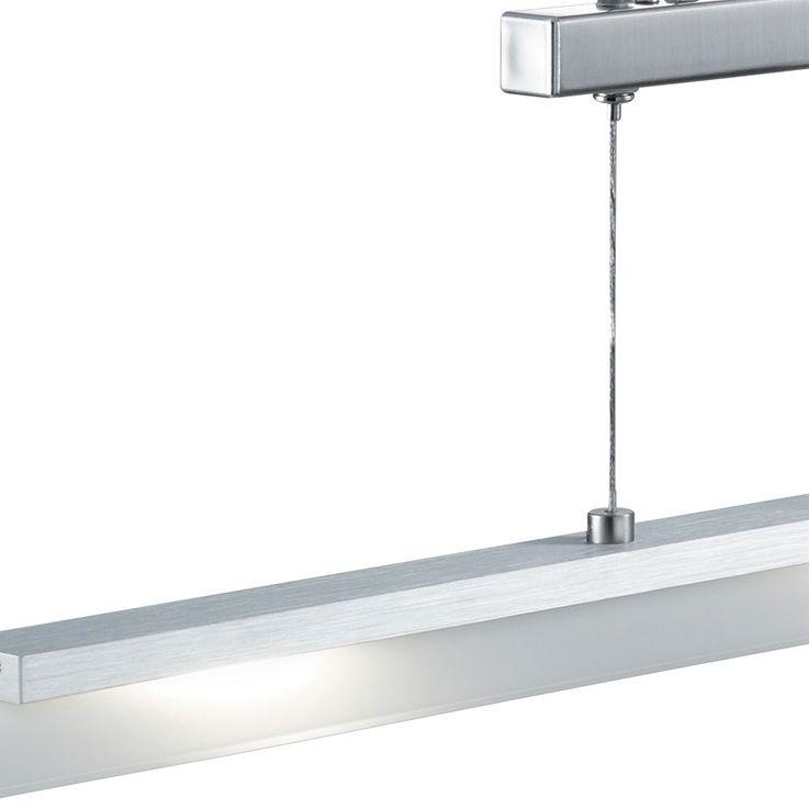 LED-Jojo-Pendel Leuchte Decken Lampe Beleuchtung Metall Chrom 17,1 Watt TRIO CARTANI 324411805 – Bild 5