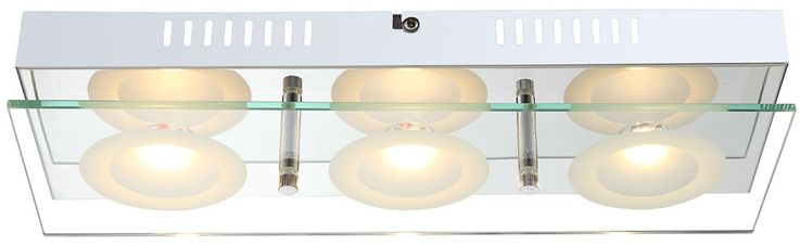 Elegant LED wall light for the living area – Bild 1