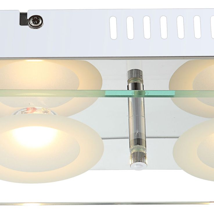 Elegant LED wall light for the living area – Bild 3