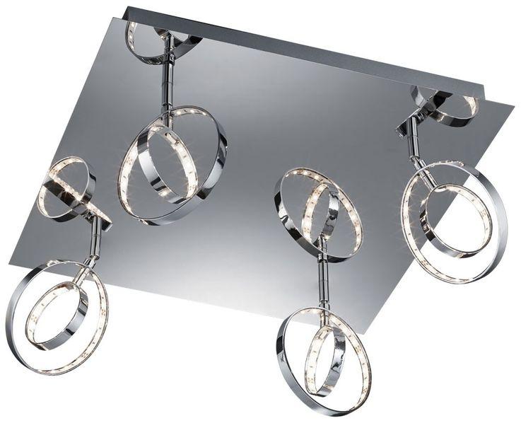 LED Deckenlampe im eleganten Design PRATER – Bild 1