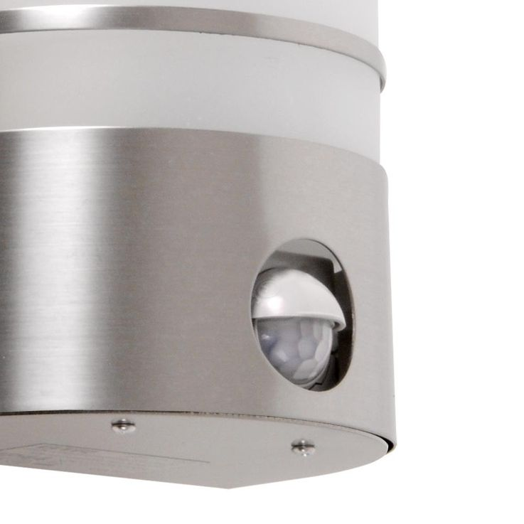 LED outdoor lamp with motion detector made of stainless steel – Bild 6