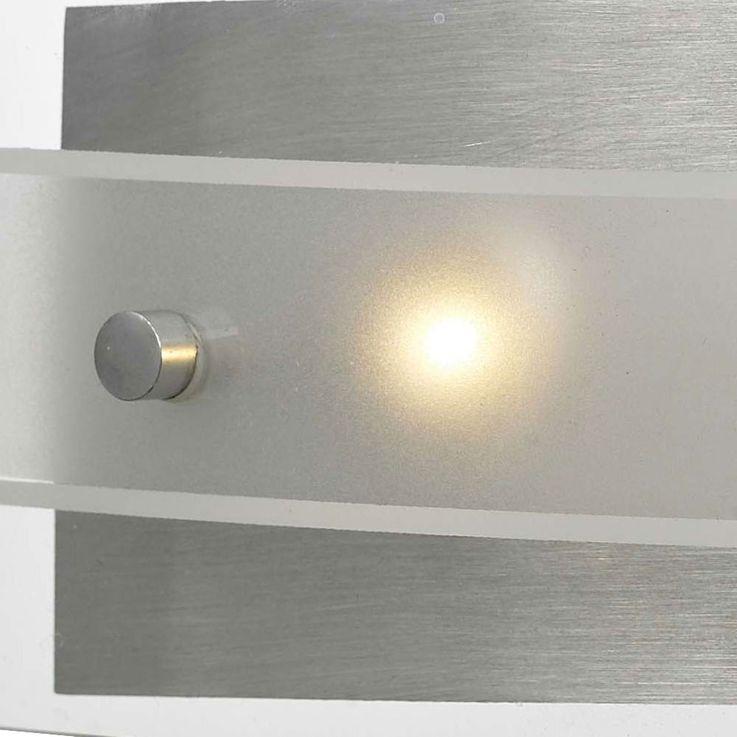 4 Watt LED Wand Lampe Leuchte IP22 400lm 3000K EEK A+ Esto 745030 POLARIS – Bild 6