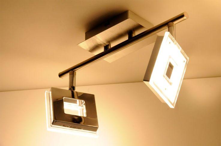 Eleganter Deckenstrahler mit LED Leuchtmittel KERSTIN – Bild 5