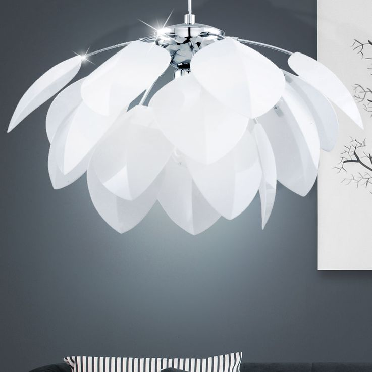 Pendant lamp hanging light ceiling lighting flower light Eglo 91357 AKACIA – Bild 3