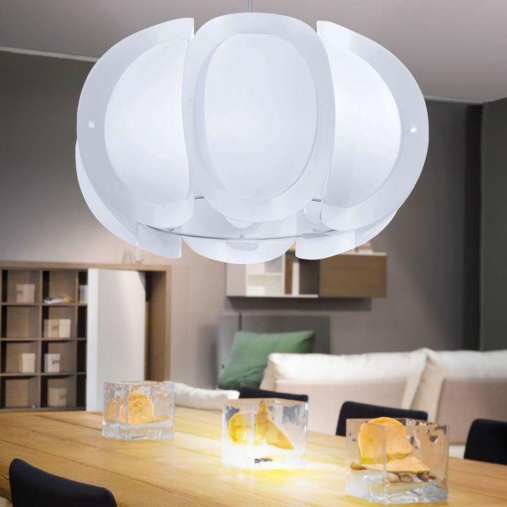 Suspensions lustre éclairage luminaire plafond salle Á manger boule Eglo 93428 – Bild 3