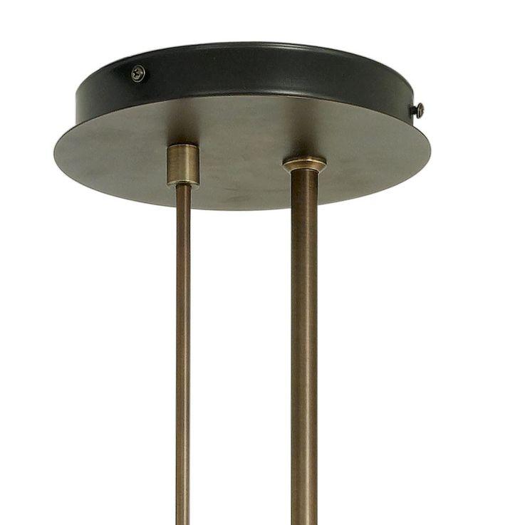 Hängeleuchte Hängelampe Beleuchtung Dimmer Lampe Glas Leuchte Eglo MADAI 89648 – Bild 7