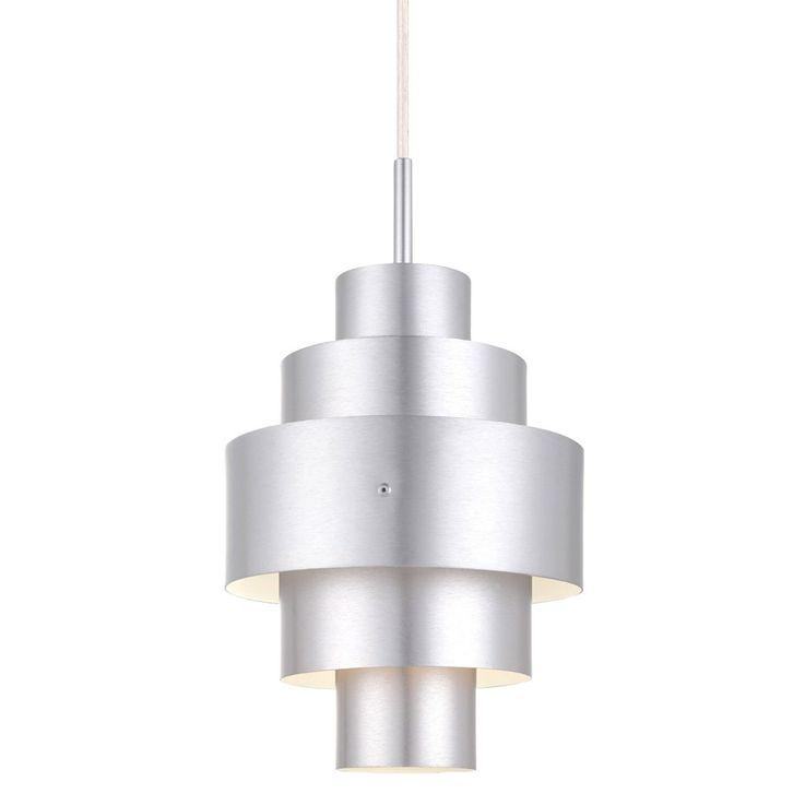 Hanging light Pendelleuchte Lighting Lamp Light Aluminum Eglo CRONOS 22524 – Bild 11