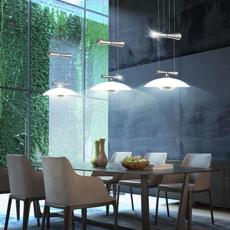 Hanging lamp hanging lamp lighting lamp height adjustable lamp  Eglo 89503 – Bild 2