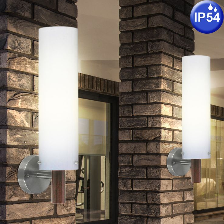 Wall lamp in a timeless design for outdoor use – Bild 4