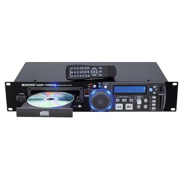 OMNITRONIC XDP-1400 CD-/MP3-Player – Bild 2