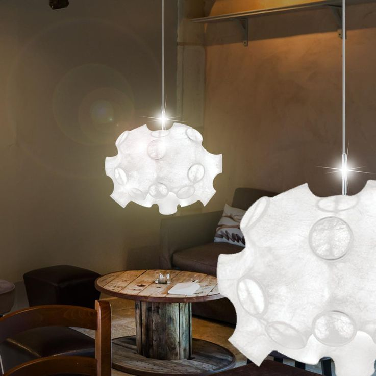 Elegant LED ceiling lamp made of particularly high-quality materials – Bild 4