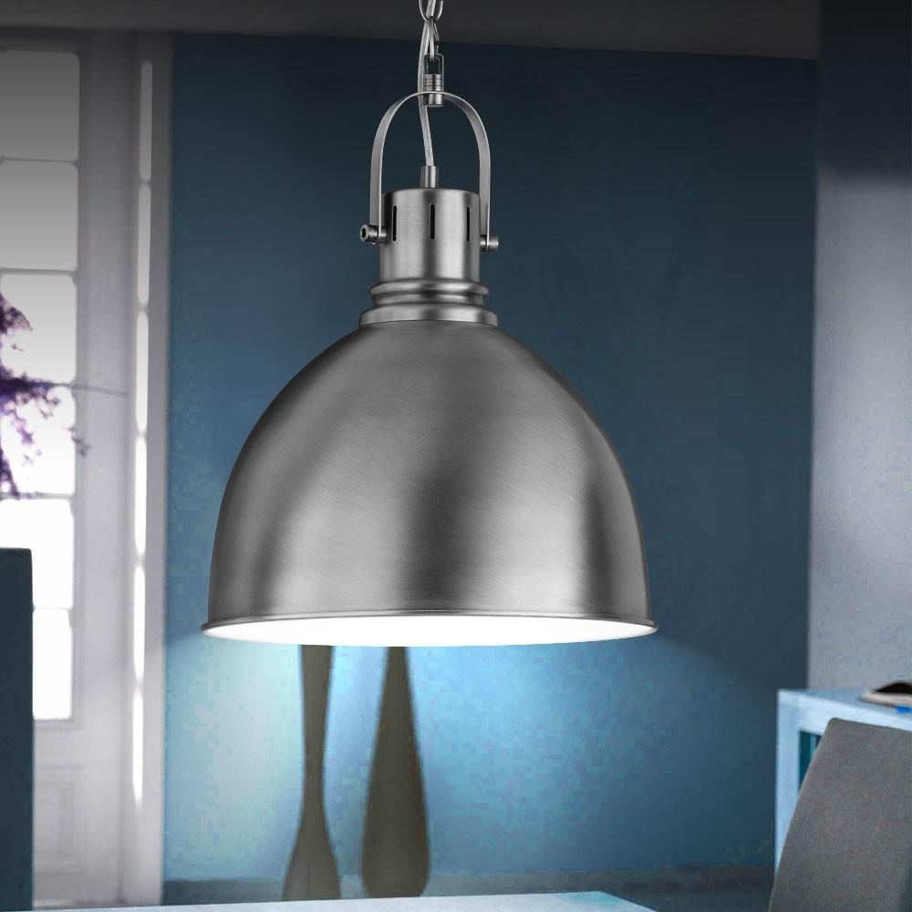 Elegante Industrie-Look LED für über den Esszimmertisch Unsichtbar ...