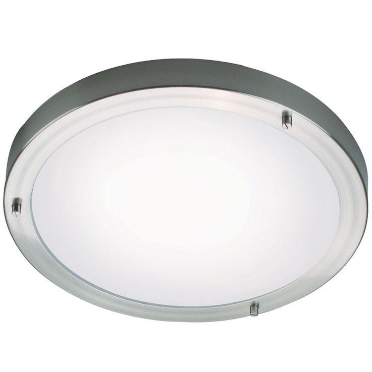 Lampe de cuisine à LED 12W lampe de cuisine en verre argenté Nordlux ANCONA MAXI LED 25246132 – Bild 1